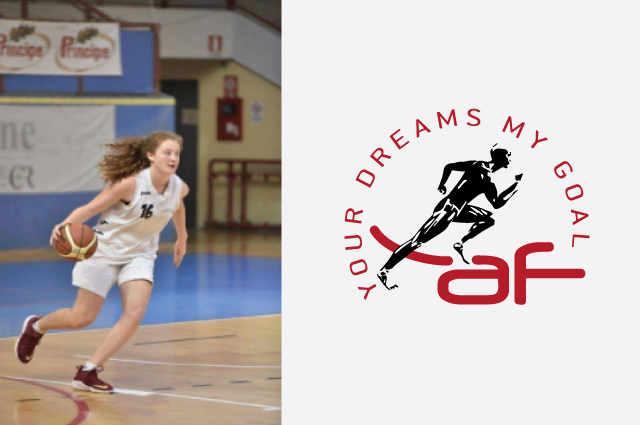 Carolina Colli - Basket   Alessio Firullo Personal trainer Pavia