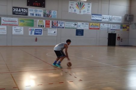 Dynamic ball handling | Alessio Firullo Personal trainer Pavia