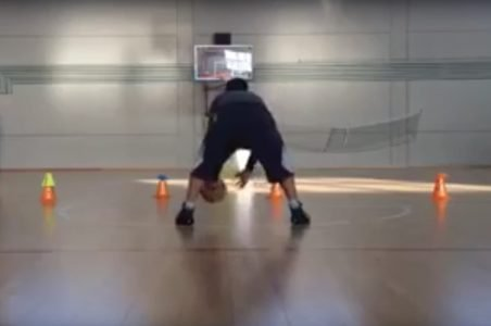 Reaction ball Handling - Alessio Firullo Personal Trainer Pavia