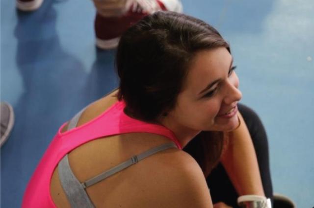 Silvia Greco - Spadista | Alessio Firullo Personal trainer Pavia
