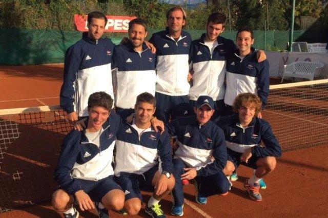 Settore Agonistico Tennis - Associazione Motonautica Pavia   Alessio Firullo